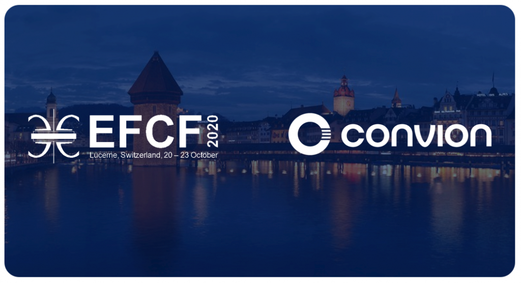 Convion at EFCF 2020